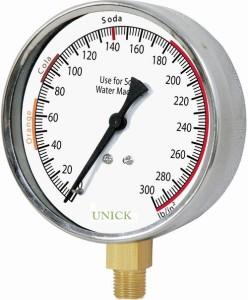 Aerator-Compressor-Pressure-Gauge